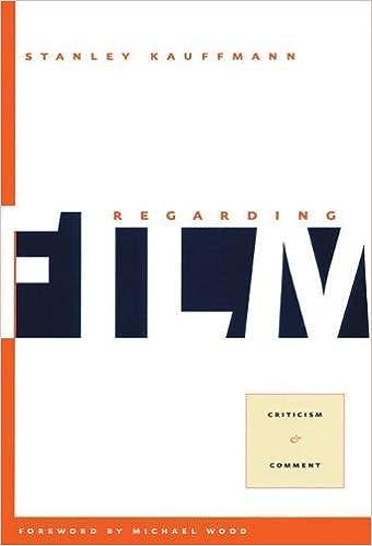 Buy Regarding Film Criticism And Comment Book Online At Low Prices In India Regarding Film Criticism And Comment Reviews Ratings Amazon In