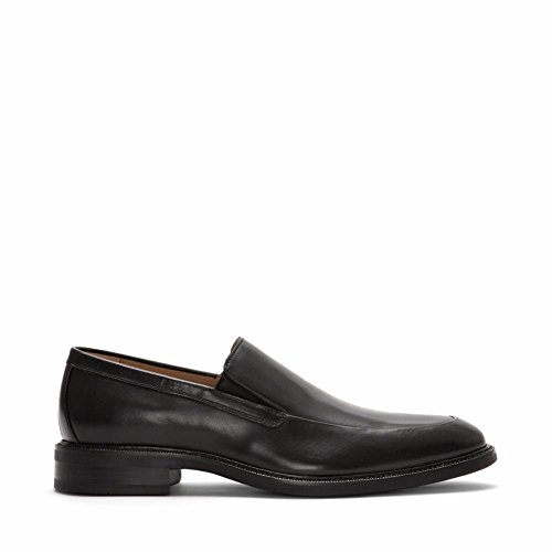 x Hill Grand Venetian Black Ankle-High Leather Loafer - 8M (Lenox Grand)