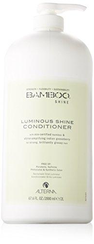 Alterna Bamboo Shine Luminous Conditioner for Unisex, 67.6 O