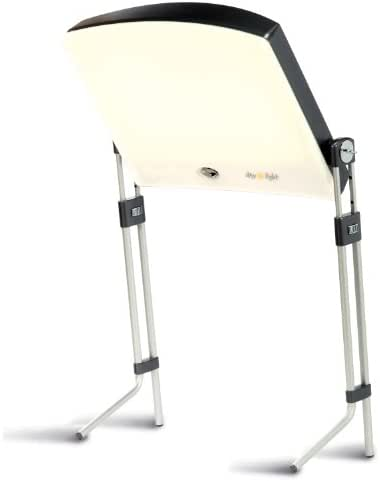 Carex Day-Light Classic Bright Light Therapy Lamp - 10000 LUX - Sun Lamp Mood Light