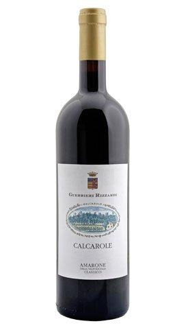 [The Number 1 Red Wine of Italy for 2014 Calcarole Amarone Classico della Valpolicella DOC] (Valpolicella Red Wine)
