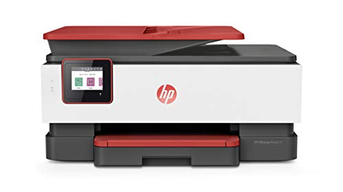 HP OfficeJet Pro 8035 All-in-One Wireless Printer - Includes 8 Months of Ink Delivered to Your Door, Smart Home Office Productivity - Coral (4KJ65A) (Best All In One Computer For The Money)