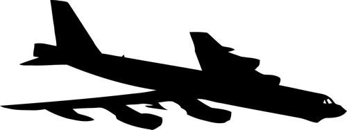 (B-52 Stratofortress Bomber Military Vinyl Decal Sticker- 6