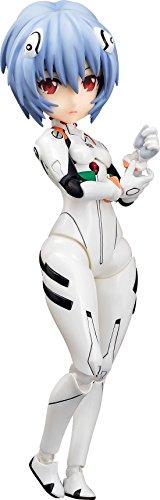 Phat! Company Rebuild of Evangelion: Rei Ayanami Parfom Action Figure