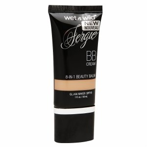 Wet n Wild Fergie BB Cream 8-in1 Beauty Balm, Medium/Deep 1 fl oz (30 ml)