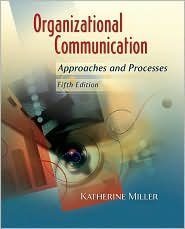 Read Online Organizational Communication (text only) 5th (Fifth) edition by K. Miller ebook