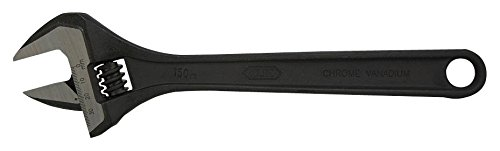 Tools - Spanners & Wrenches - ADJUSTABLE WRENCH 24MM - T4366 150 CK TOOLS