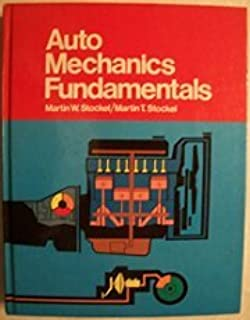 Automotive Mechanics Book