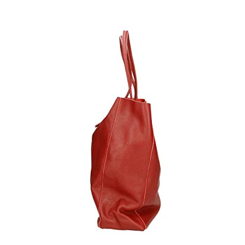 JU amp;ZO Le shopping Rouge Théo Sac zzwrqp