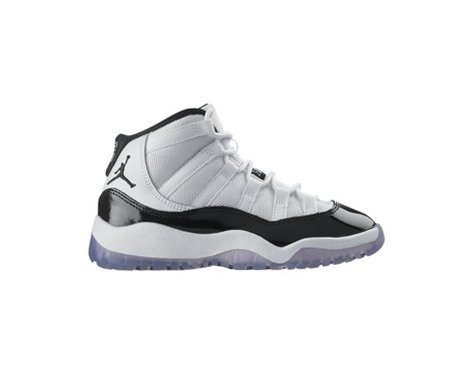 Jordan 11 Retro(Ps) Little Kids Style: 378039-107 Size: 1.5 C US by NIKE