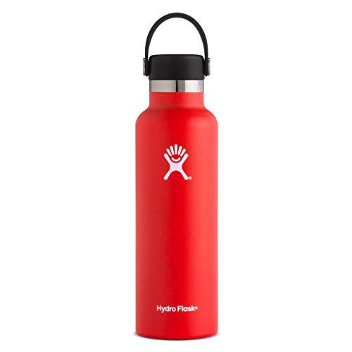 Hydro Flask S21SX611 Mouth 21 oz. Standard Water Bottle 621 ml, ()
