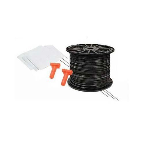 (Boundary Kit 500' 18 Gauge Wire 50 Flags 2 Splices (2 Pack))