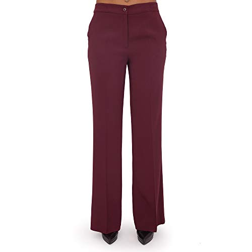 Jo Rouge Femme Boyfriend Jeans Pantalon 38 Rubis Liu FxAfTqwdnA