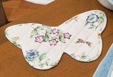 Lenox Butterfly Meadow Quilted Trivet