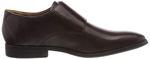 Marrone Stivali Burgundy Uomo Chelsea Gilman Step Clarks Leather CXwq8Rn