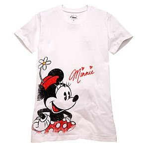 Amazon Disney Mother And Daughter Minnie Mouse Tee For Women