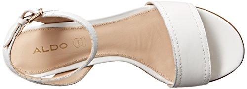 Sandalo Con Tacco Donna Aldo Lolla Bianco