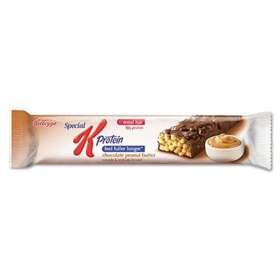 Keebler 29190 Special K Protein Meal Bar, Chocolate/Peanu...