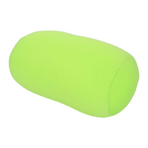 Office Travel Micro Mini Microbead Back Cushion Roll Throw Pillow Travel Home Sleep Neck Support Comfortable Pillows -