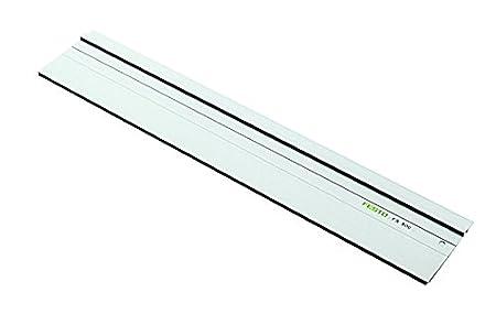 Festool Fü hrungsschiene mit Haftunterlage an Unterseite und Zusä tzliche Nut FS 1400/2 (Lä nge 1400 mm, Breite 250 mm), 491498