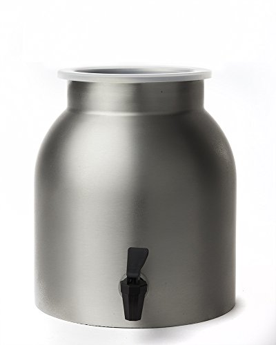 (New Wave Enviro Stainless Steel Water Dispenser, 2.2-Gallon(single))