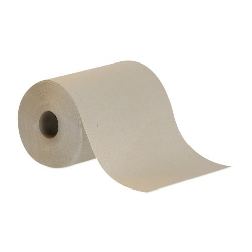 """Hot Georgia Pacific 26401 Envision Roll Paper Towels, 8"""" x 350' Roll, Brown, Poly-bag Protected (1 Individual Roll of 350') for cheap"""