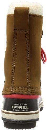 Grizzly Damen Braun Bear PAC 242 Boots 1964 Sorel 2 6OgYY