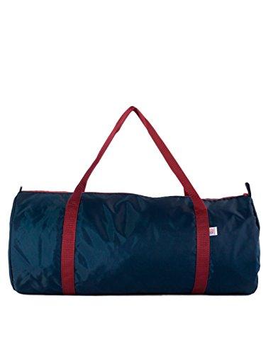 7a6a4d4f7505 American Apparel Men Nylon Pack Cloth Gym Bag Size OS Black ...