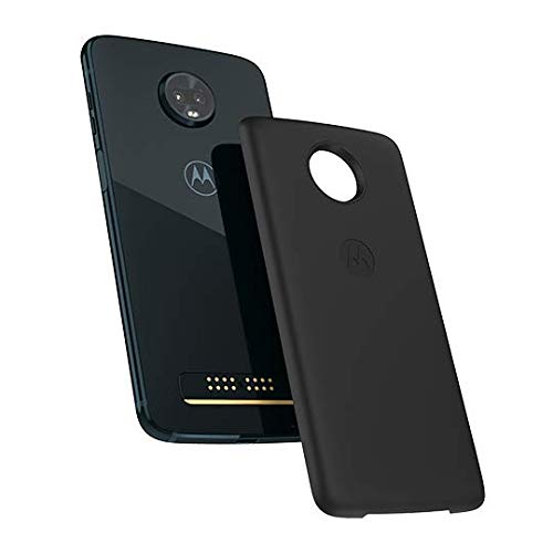 Motorola Z3 Play & Moto Power Pack - Unlocked (AT&T/Sprint/T-Mobile/Verizon) - 64GB - Deep Indigo (US Warranty) - PA9S0000US