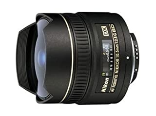 Nikon AF DX NIKKOR 10.5mm f/2.8G ED Fixed Zoom Fisheye Lens with Auto Focus for Nikon DSLR Cameras (B000144I30) | Amazon price tracker / tracking, Amazon price history charts, Amazon price watches, Amazon price drop alerts