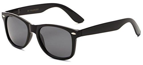 Sunglass Warehouse | The Cove Sunglasses - Retro Square - Plastic Frame - Men & - Performance Warehouse Sunglass