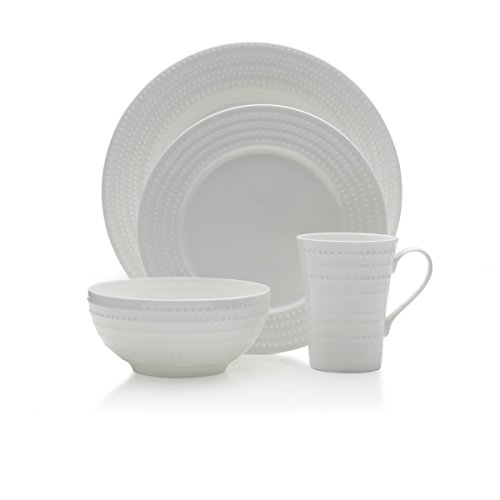 Mikasa Nellie 16-Piece Dinnerware Set, Service for 4