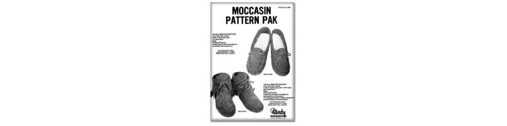 Amazon Tandy Leather Moccasin Pattern Pack 62668 00