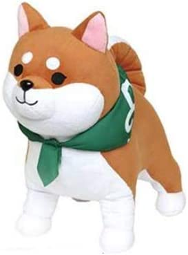Final Fantasy XIV Minion Mame Shiba Plush Stuffed Figure Toy Doll About 12