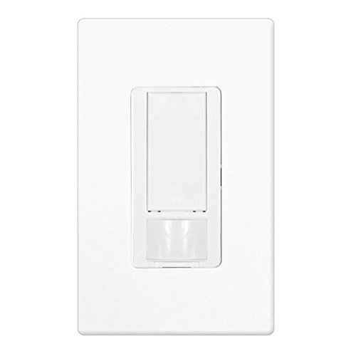 Lutron Maestro C.L Dimmer and Motion Sensor, Single-Pole and...