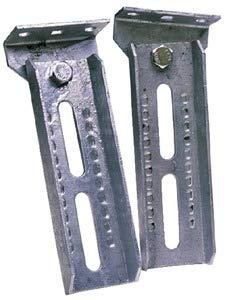 Tie Down Engineering 6012 BOLSTER BRACKETS 12IN W/SWIVEL BOLSTER BRACKETS ()