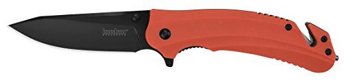 Kershaw-Barricade-Emergency-Rescue-Pocket-Knife-with-Cord-Cutter-Speedsafe-Opening-Small-Orange