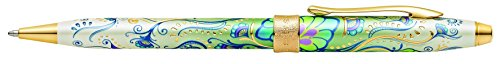 Cross Botanica Green Daylily Ballpoint Pen (AT0642-4) by Cross (Image #2)