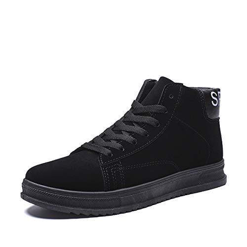 Empresarial Trabajo Negro Oficina Zapatillas Deporte Skate De wUTq0nHzX