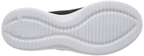 Bkw Flex brightful Neroblack Skechers Donna White Ultra DaySneaker Infilare JcTFKl1