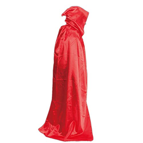 Party Diy Decorations - Halloween Party Clothing Long Hooded Mopping Floor Masquerade Cope Robe Cosplay Wizard Cloak - Dress Cloak Halloween Accessory For Cotton Hood Priest Hot -