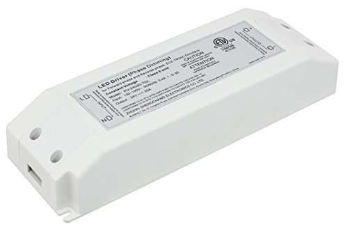 American Lighting ELV-45-24 3-45W Constant Voltage 24C DC Dimming Hardwire ()