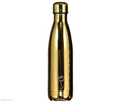 Chillys - Botellas de Frío   A Prueba de Derrames, No Transpirables   Acero Inoxidable sin BPA   Botella de Agua Reutilizable   Aislamiento de Vacío ...