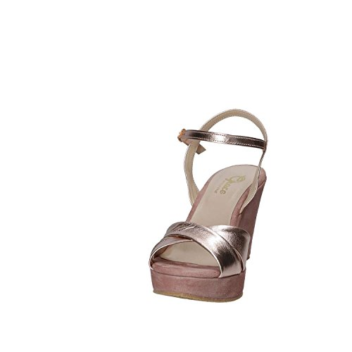 Grace Shoes D 029 Sandalias Altos Mujeres Negro
