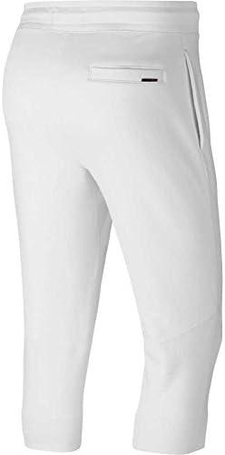 Jordan Sportswear Wings 34 Fleece Pantalon Homme Blanc XL
