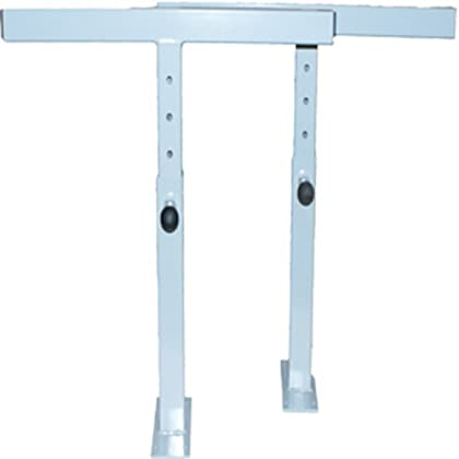 Image of Balance Beams & Bases The Beam Store Adjustable Height Balance Beam Legs (30-Inch) Made in USA