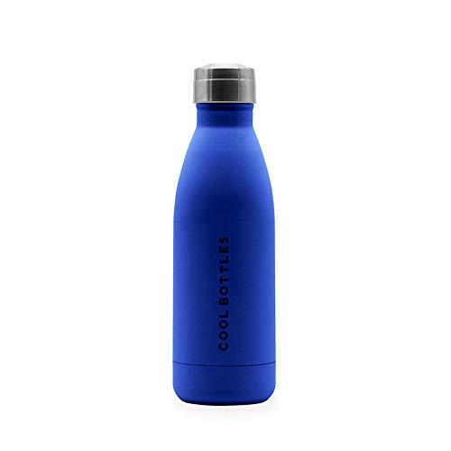 Cool Bottles - Tu Botella de Acero Inoxidable Reutilizable - Agua ...