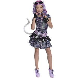 Monster High Halloween Costume Catrine DeMew Scaris Large (10-12)  sc 1 st  Amazon.com & Amazon.com: Monster High Halloween Costume Catrine DeMew Scaris ...