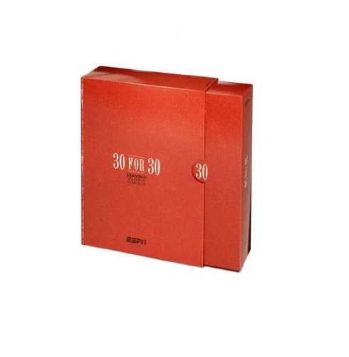 ESPN 30 for 30 Gift Set Collection Season II—Volume I by Team Marketing