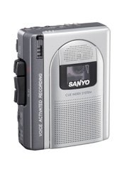 Sanyo Wall Charger (SYOTRC970C - Sanyo Standard Cassette Recorder Model TRC-970C with Carrying Case amp;amp; AC Adapter)